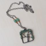 oak tree necklace - Renee Dodge