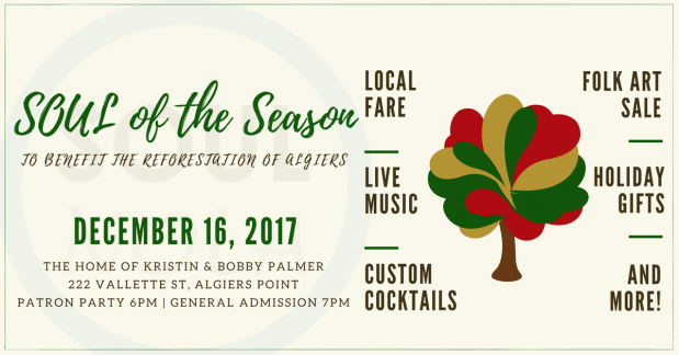 SOUL of the Season Facebook event cover
